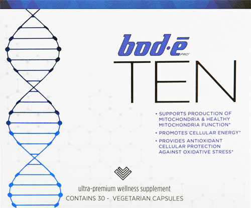 Bod•ē TEN